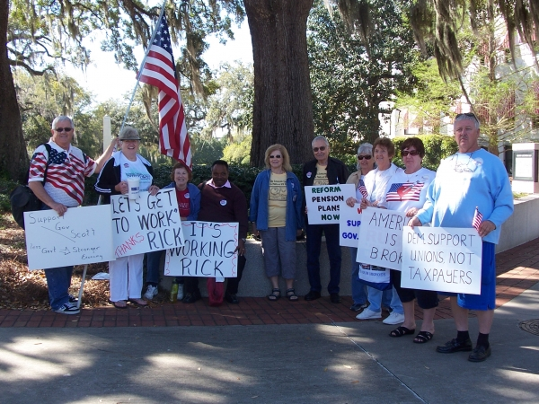 FL tea party 1