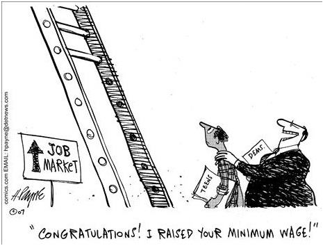 Try To Climb That Ladder!
