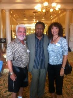 Rev. CL Bryant & Activists