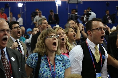 The noes have it - RNC 2012