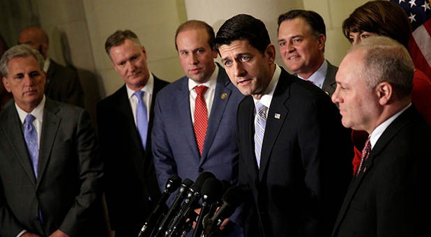 House Republican Health Care Alternative Is Obamacare Lite