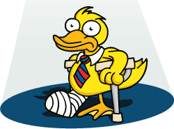 List Of Synonyms And Antonyms Of The Word Lame Duck
