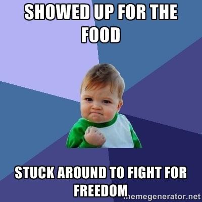 freedom baby