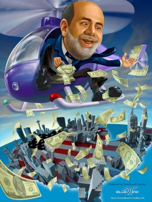 Bernanke Keynsian