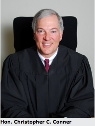 Judge Christopher Connor