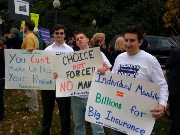 Pelosi protest