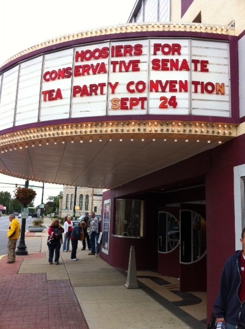 Tea Party Convention
