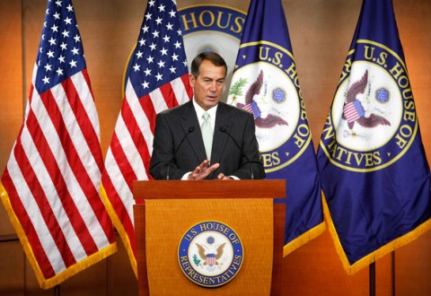 Boehner attempts to explain himself, fools no one.